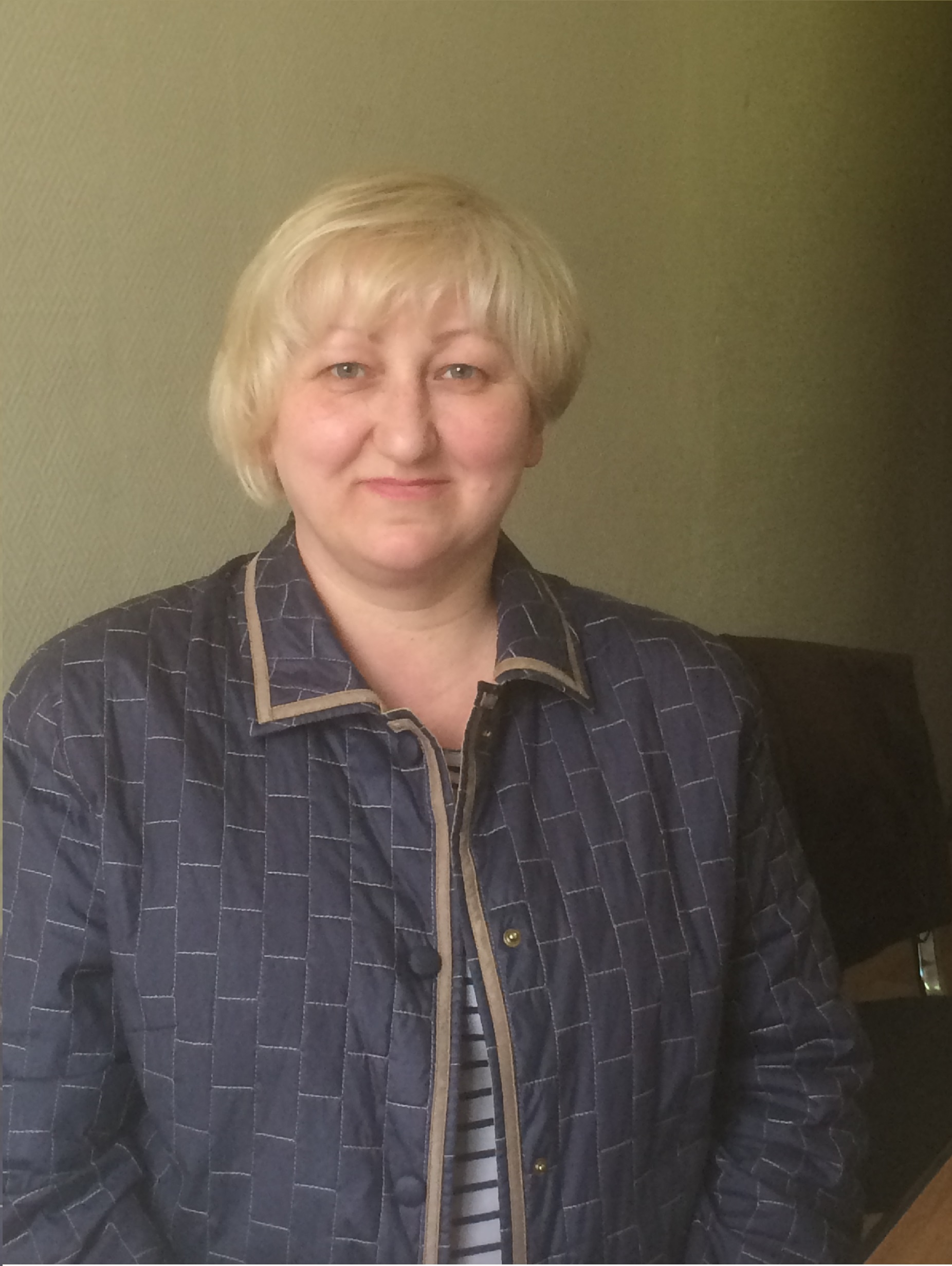 Исаченкова Валентина Валентиновна